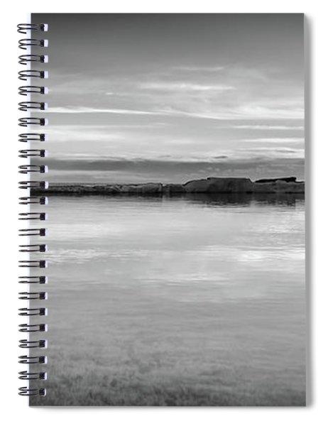 Sea Nymphs Spiral Notebook