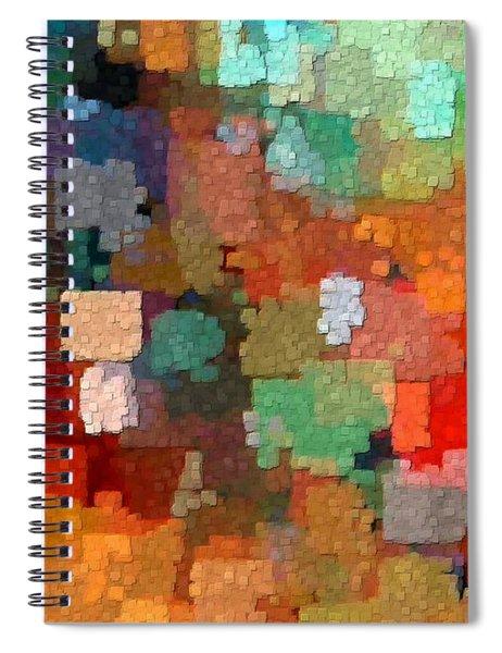 Seasons Spiral Notebook