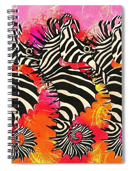 Seazebra Digital11 Spiral Notebook