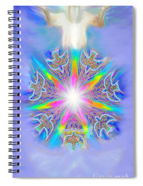Second Coming Spiral Notebook