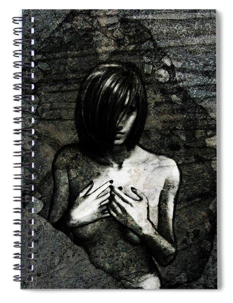 Secret Best Kept Spiral Notebook