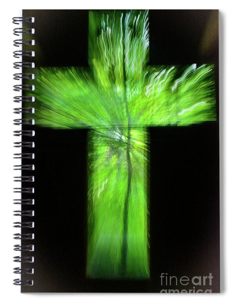 See'in The Light Spiral Notebook
