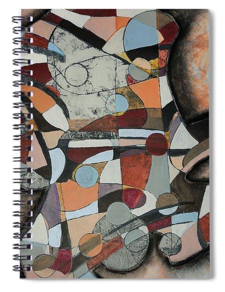 Semi-solid Ground Spiral Notebook