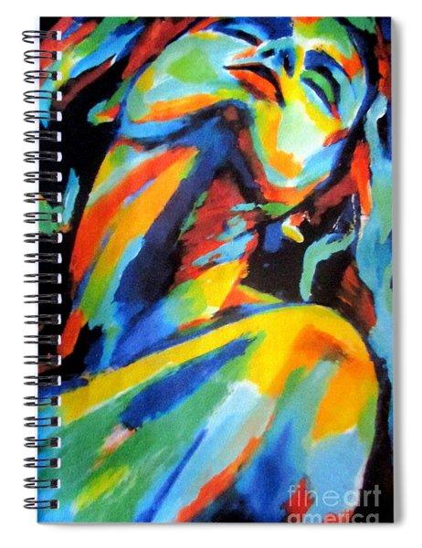 Sensation Spiral Notebook