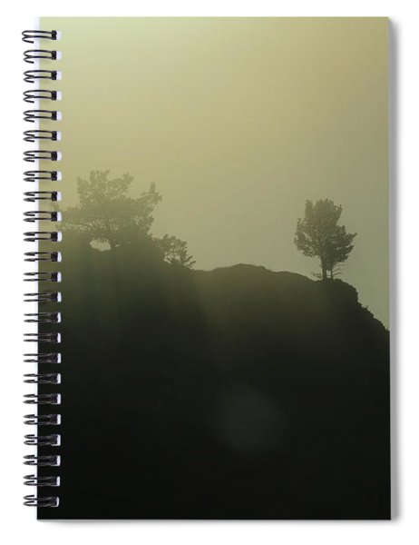 Sentinels Spiral Notebook