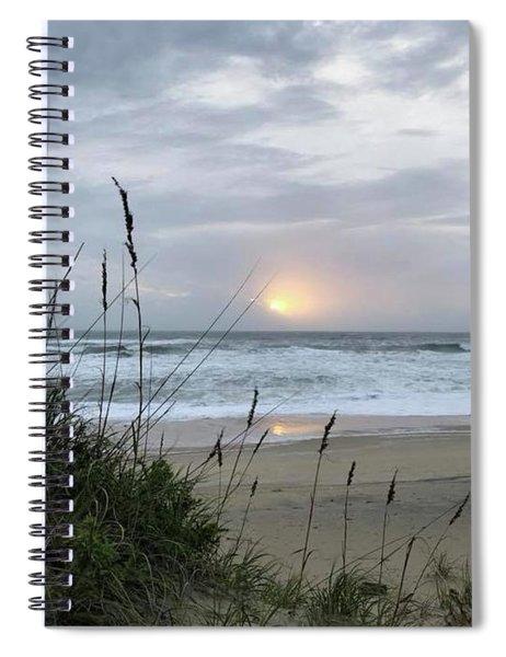 Sept. 14, 2018 Sunrise  Spiral Notebook