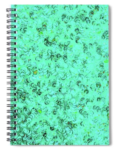 Sequin Dreams 1 Spiral Notebook