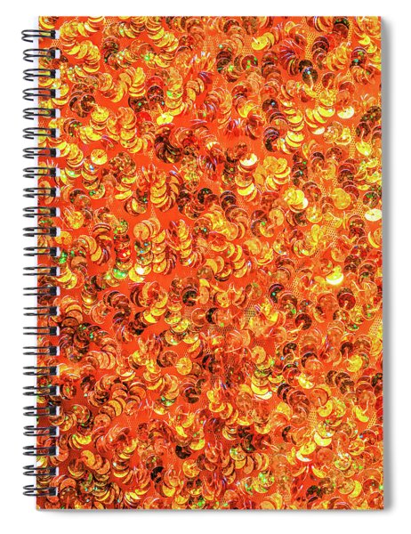 Sequin Dreams 2 Spiral Notebook
