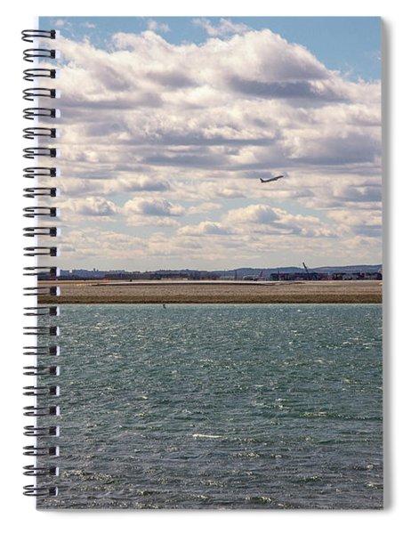 Serene Day Spiral Notebook