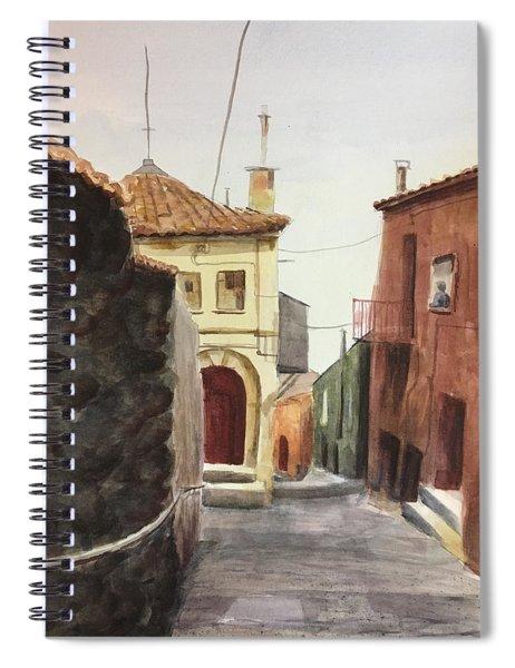 Sersale Street Spiral Notebook