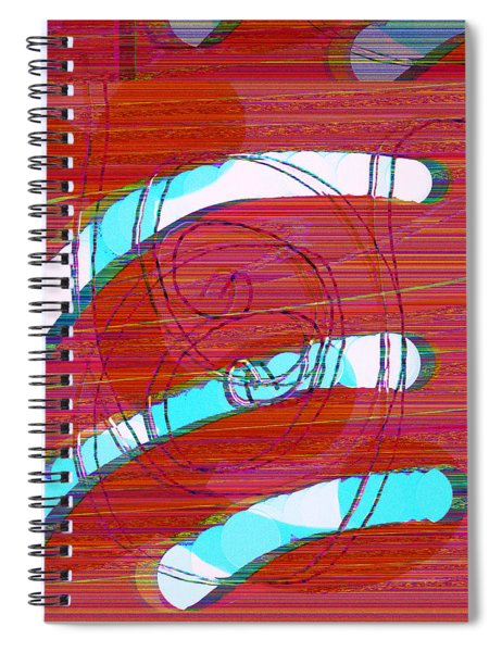 Set Me Free Spiral Notebook