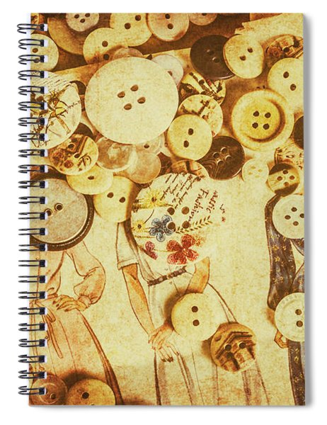 Sewers Guide Spiral Notebook