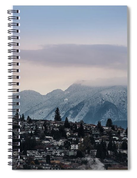 Seymour Winterscape Spiral Notebook