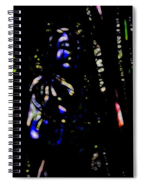 Shadow Soul Spiral Notebook