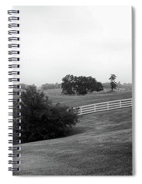 Shaker Field Spiral Notebook
