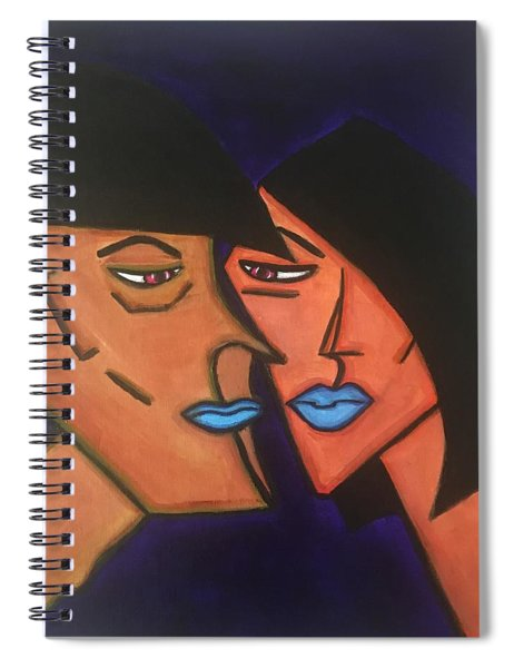 Shared Vision Spiral Notebook