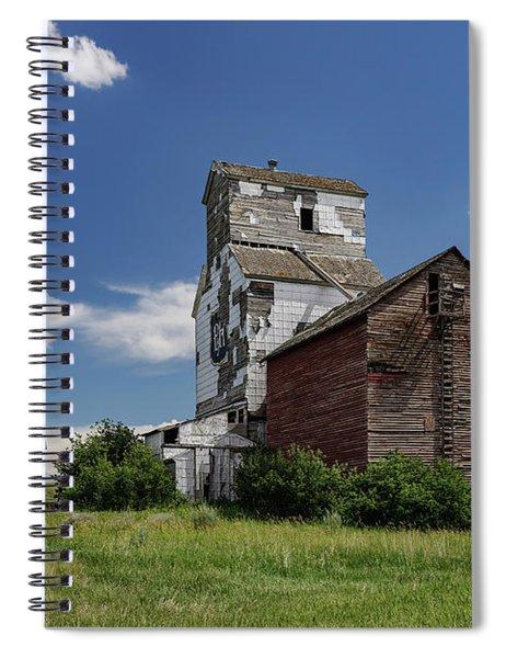 Sharples Elevator Spiral Notebook