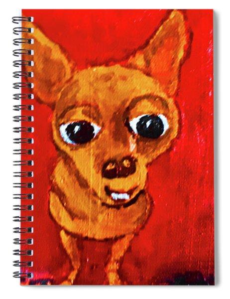 She Left Me Spiral Notebook