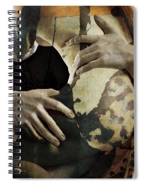 She Spiral Notebook