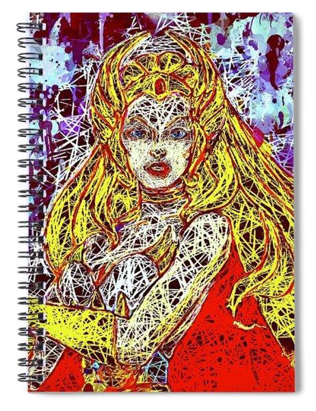 She - Ra Spiral Notebook