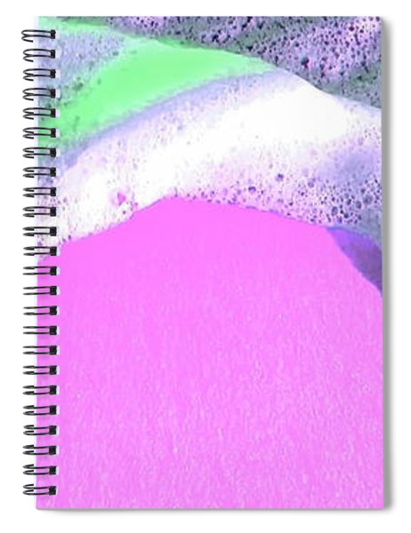 Sherbet Shores Spiral Notebook