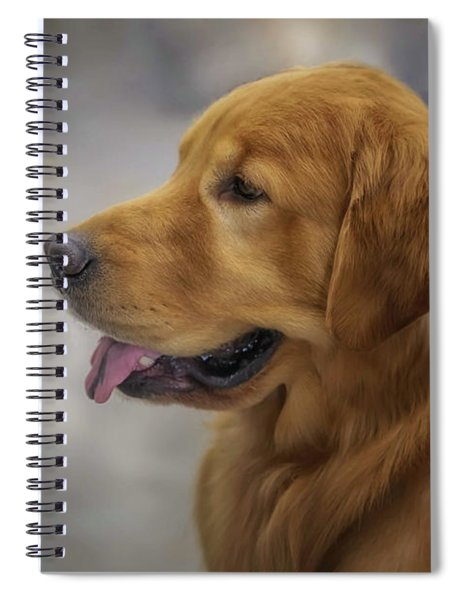 She's A Champ Spiral Notebook