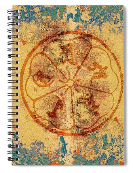 Shikoku Warmth Square Version  Spiral Notebook