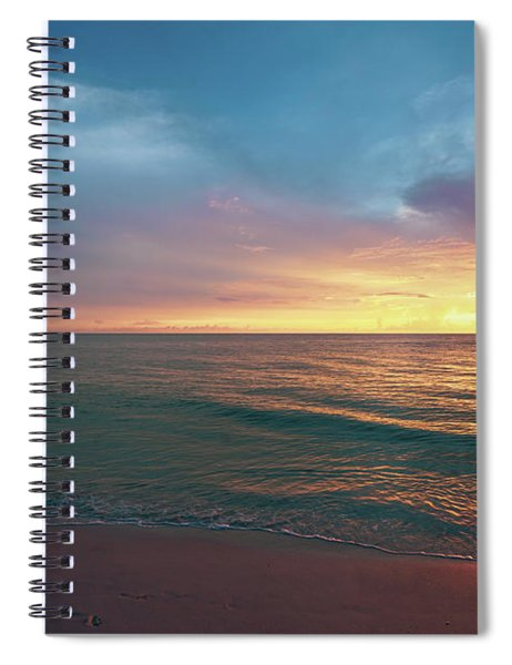 Shine On Me Spiral Notebook