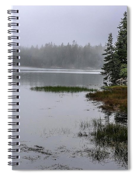 Ship Harbor Nature Trail, Acadia National Park Spiral Notebook