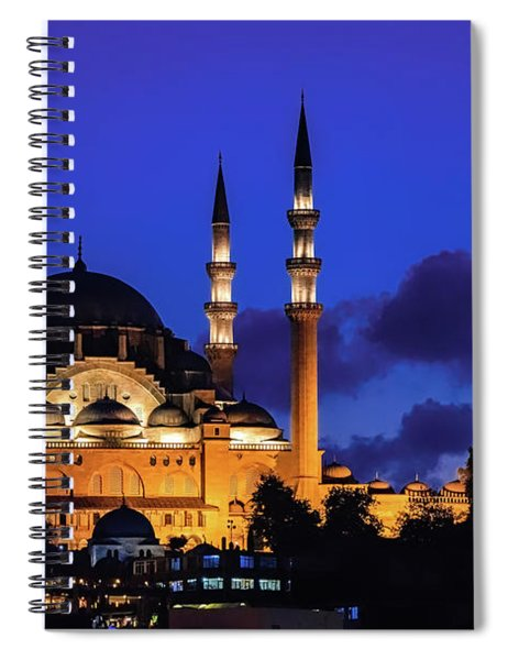 Shophia Spiral Notebook
