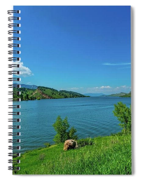 Shore Leave Spiral Notebook