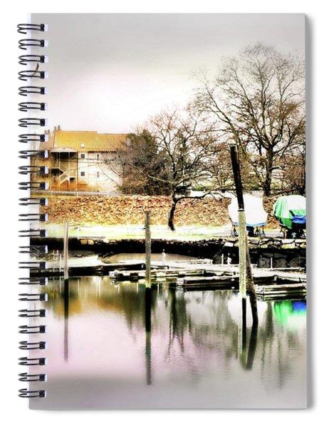 Short Cut Spiral Notebook