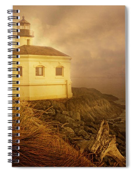 Show The Way Spiral Notebook