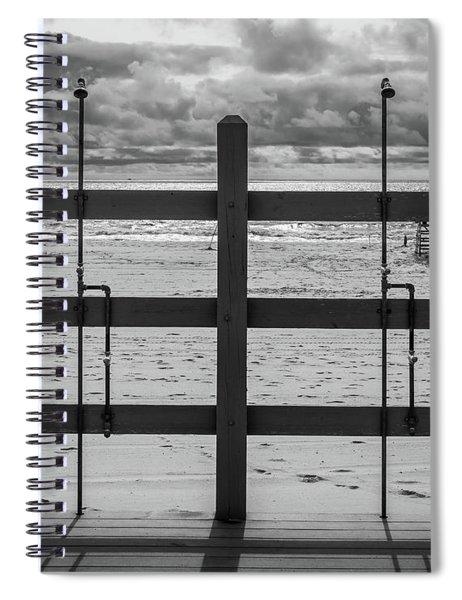 Showers Spiral Notebook