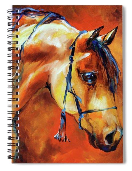 Showtime Arabian Spiral Notebook