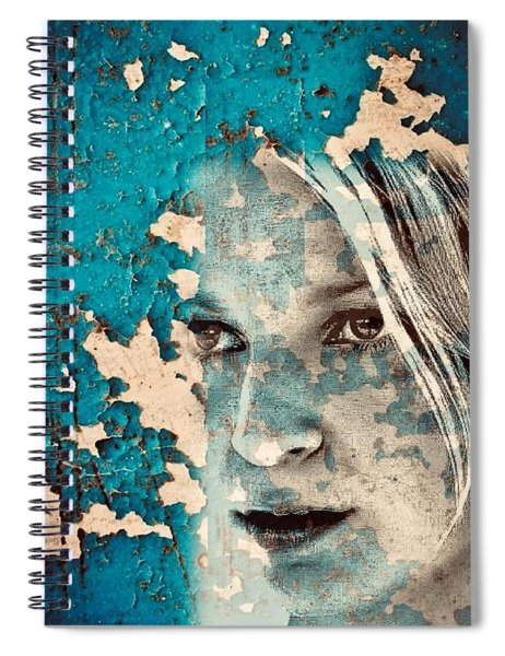 Sia Spiral Notebook