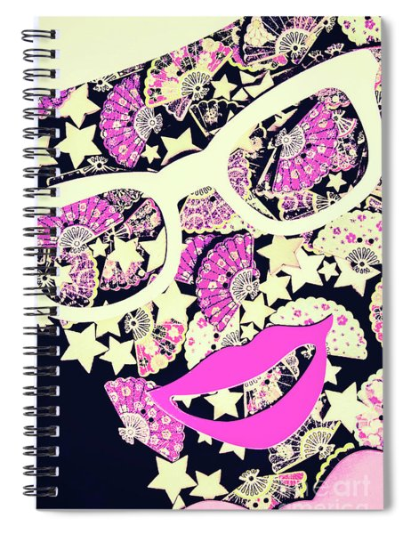 Sideshow Media Circus Spiral Notebook