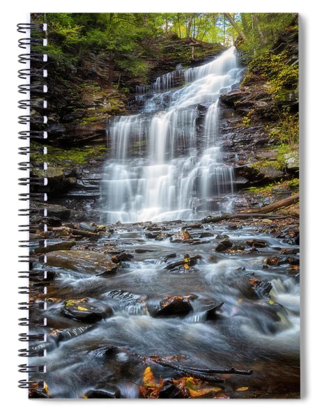 Silky Flow Spiral Notebook