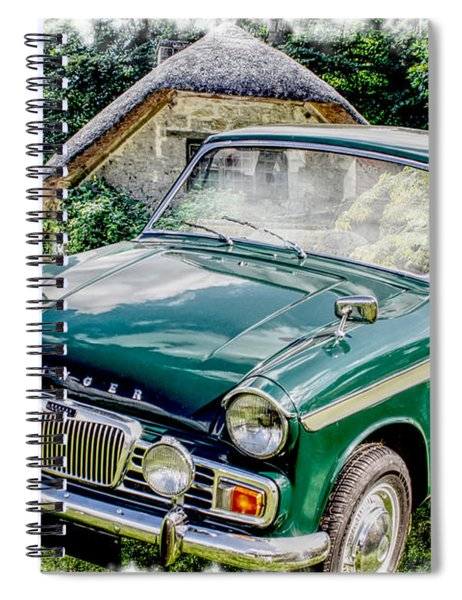 Singer Gazelle Vi Spiral Notebook