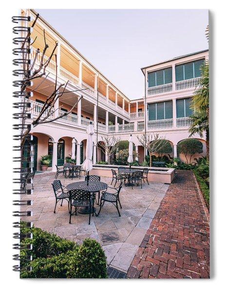 Sippin' Sweet Tea Spiral Notebook