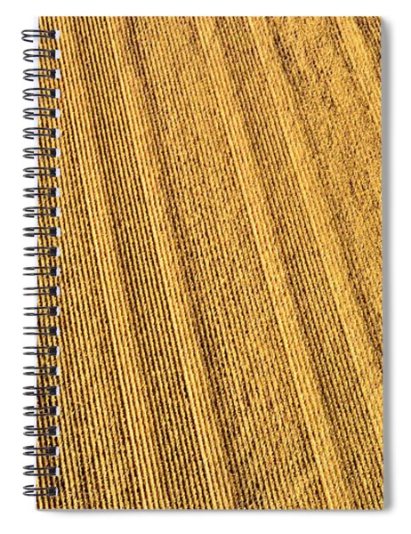 Sixty Million Kernels Spiral Notebook
