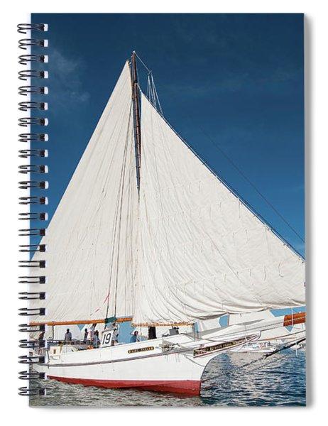 Skipjack Rosie Parks Spiral Notebook