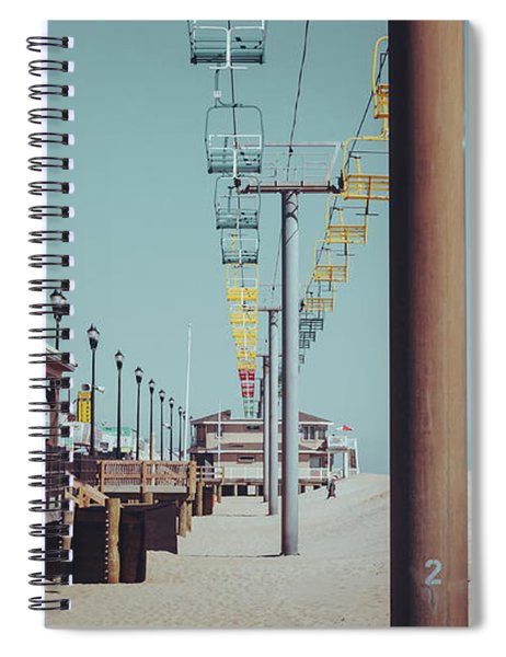 Sky Ride Spiral Notebook