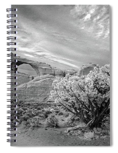 Skyline Arch Spiral Notebook