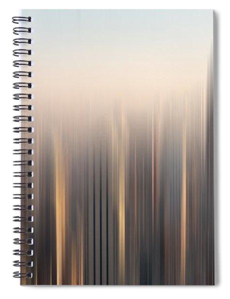 skyline II Spiral Notebook