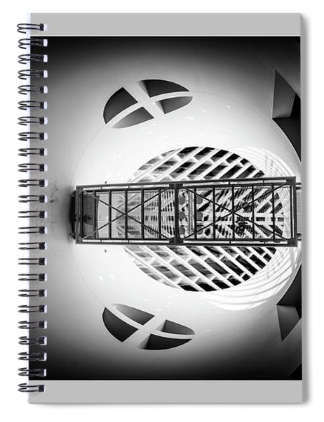 Skywalk Moma Spiral Notebook