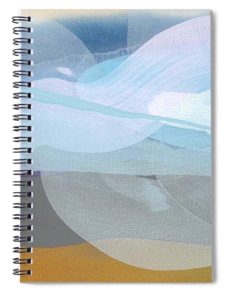 Sleep In Past 8 Spiral Notebook