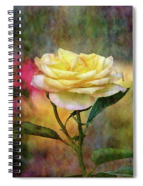 Slight Yellow 5570 Idp_2 Spiral Notebook