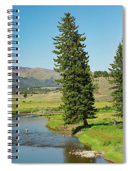 Slough Creek Spiral Notebook
