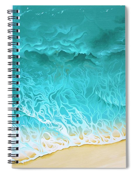 Slow Rollers Spiral Notebook